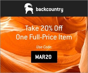 Backcountry gear coupon code