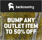 50 off backcountry outlet code - 2015