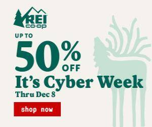 Rei Cyber Monday 2019 Up To 50 Off 25 Off Rei Outlet Coupon Code