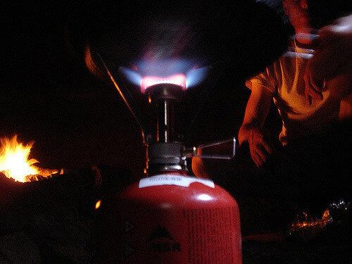 MSR pocket rocket camp stove image by Ryan Gardner via Flickr