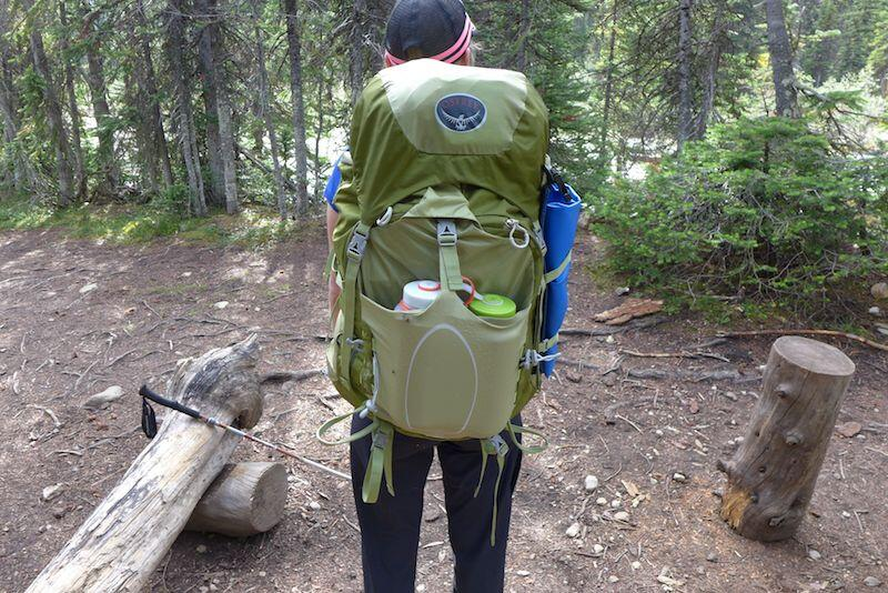 Osprey aura backpack review