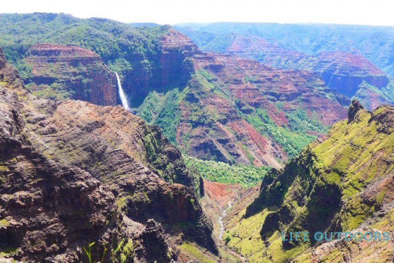 Hikingn Kauai