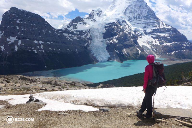 mount robson berg lake