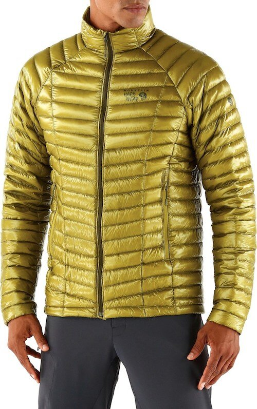 The Mountain Hardwear Ghost Whisperer retails for $320 at REI