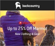 new marmot sale backcountry