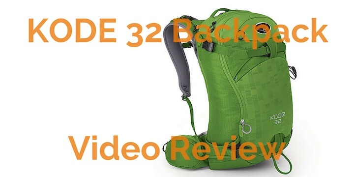 osprey pack video review