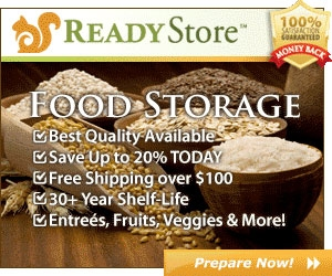 ready store food storage