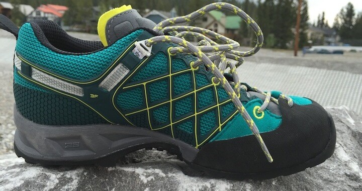 salewa gtx wildfire approach shoe