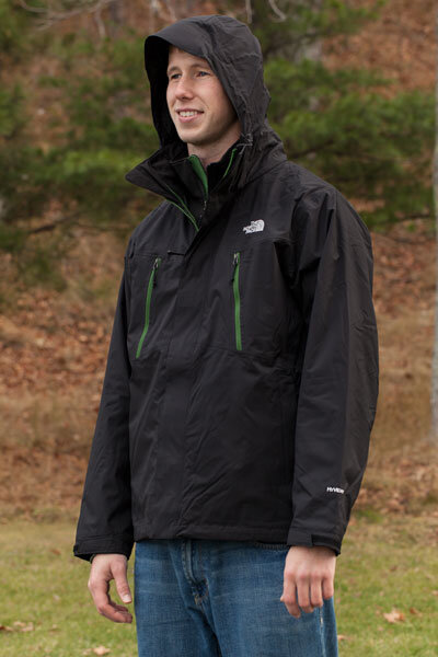 the north face condor triclimate men's jacket
